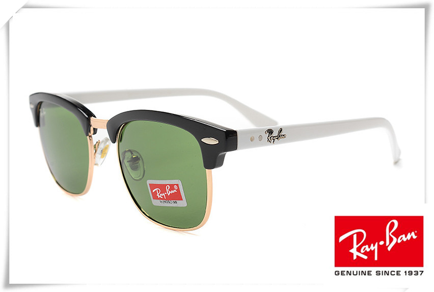 7653f2b789 Club Masters Ray Bans Green Lenses Aviator Sunglasses « Heritage Malta