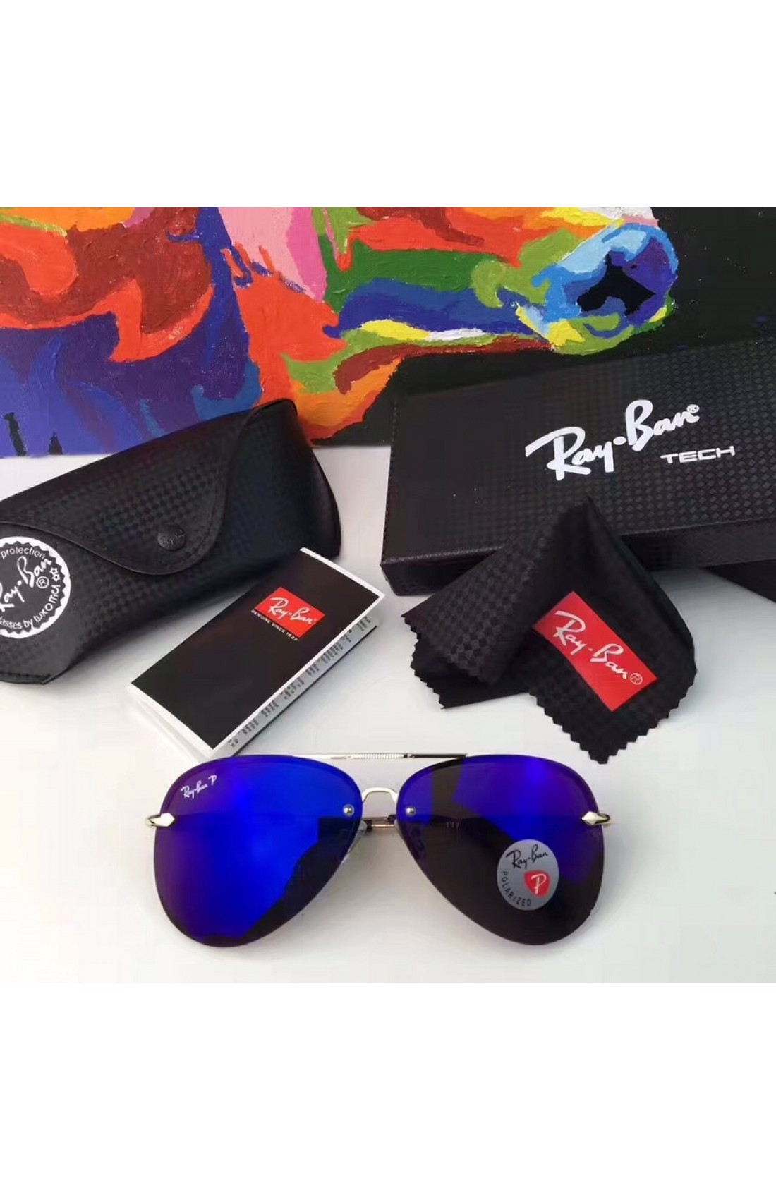 ac4cc07f192 Ray Ban Rb4151 Sunglasses Polarized « One More Soul