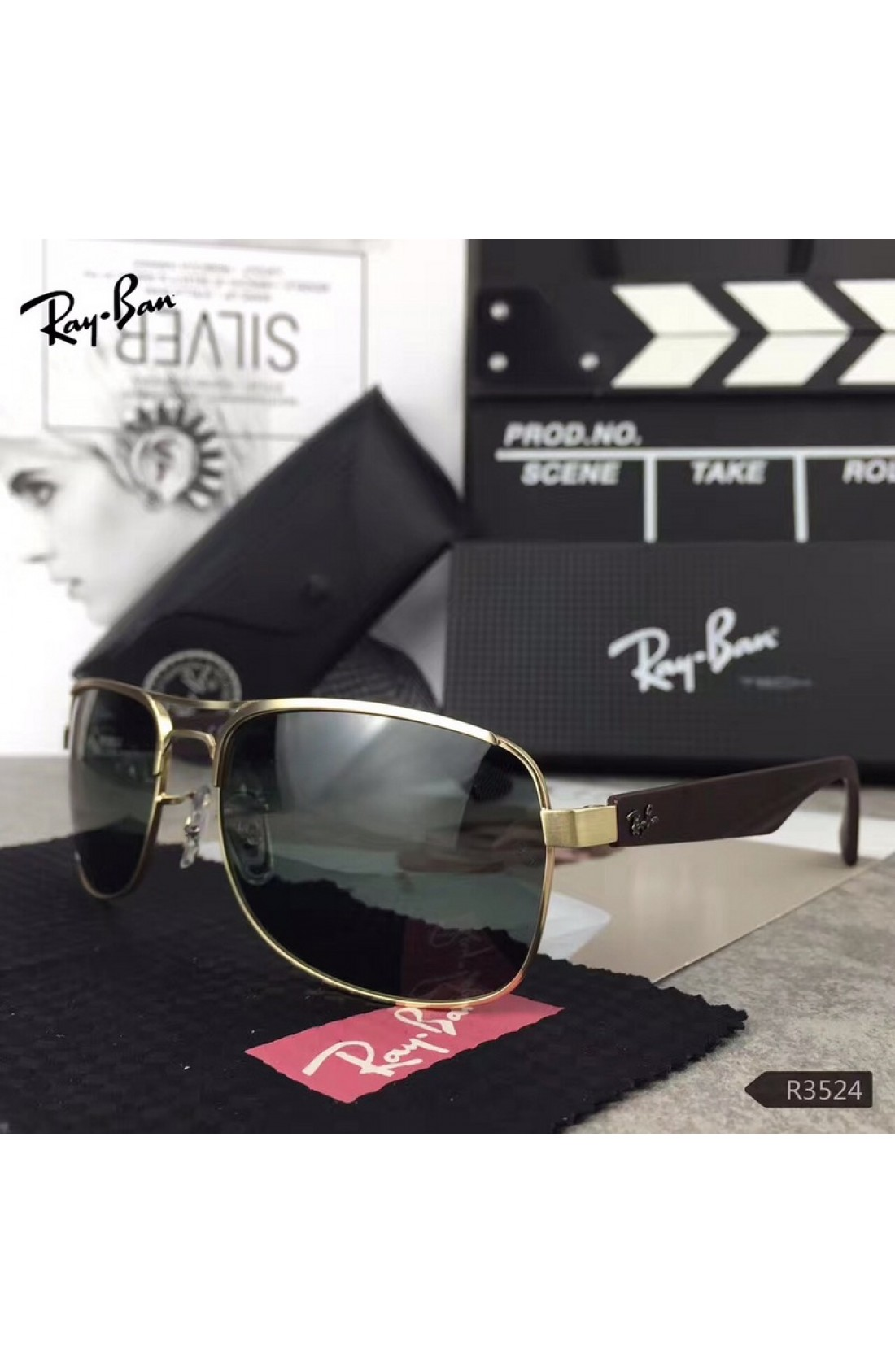 mens ray ban polarized sunglasses sale