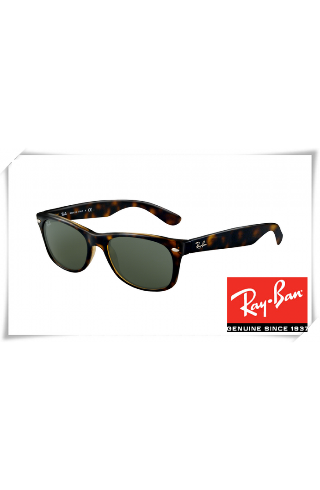 c39e364e571c2 Cheap Fake Ray Ban RB 2132 New Wayfarer Sunglasses Tortoise ...