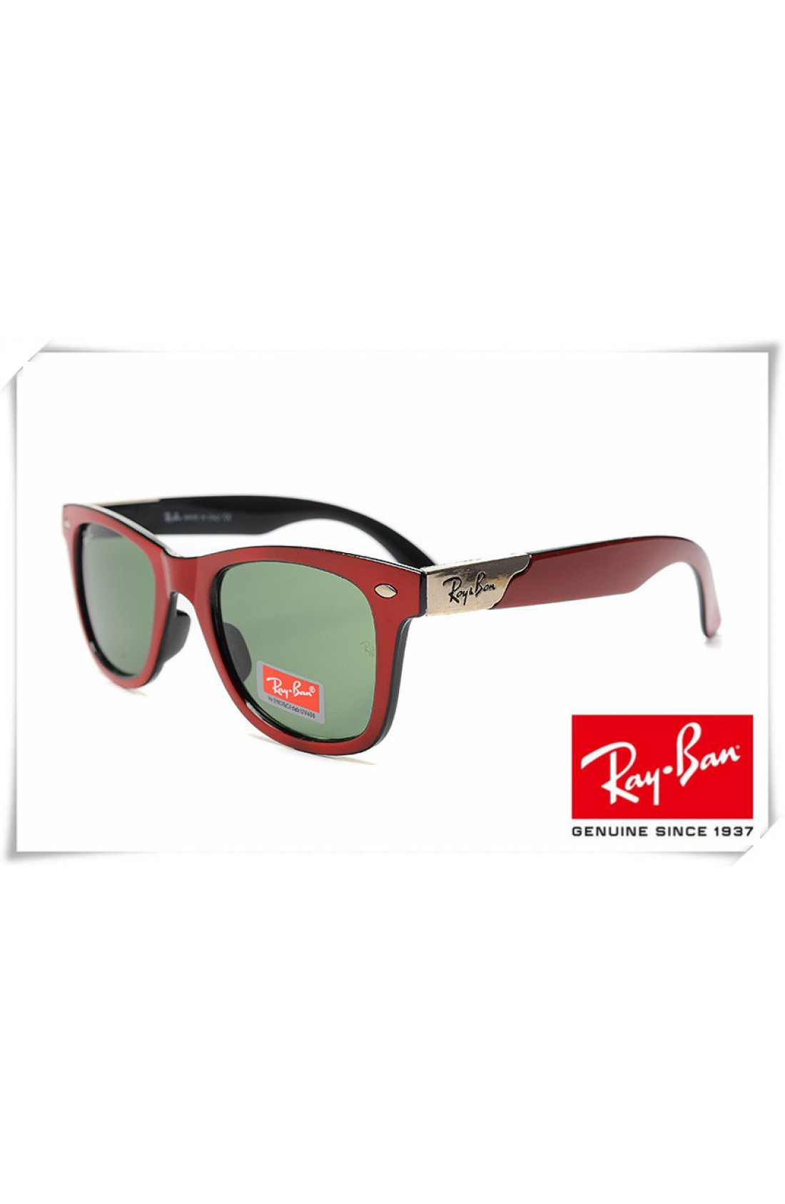10081455ffdb5 Ray Bans Red And Black « One More Soul
