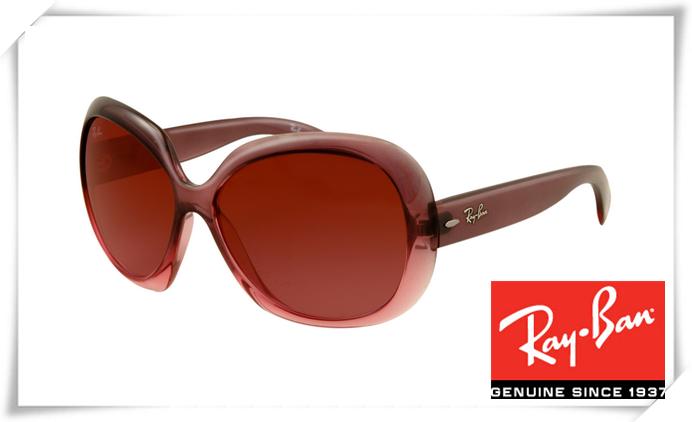 5ed2f06cc5 Ray Ban RB4098 Jakie Ohh II Sunglasses Brown Fram.