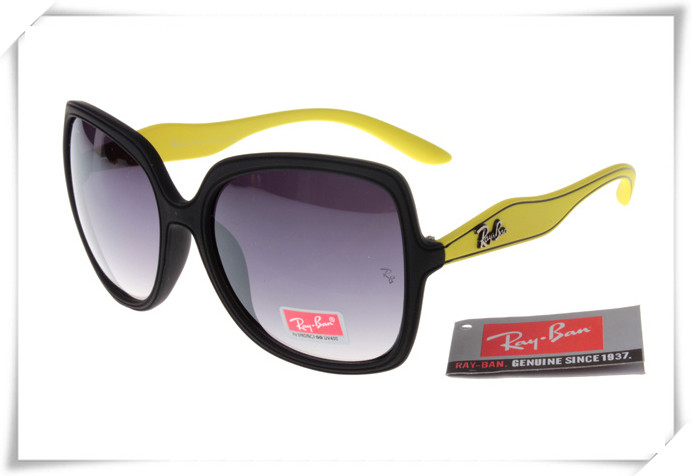 6d2b7bd6ec Ray Ban RB2085 Jakie Ohh Sunglasses Yellow Black .