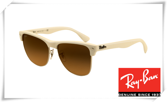 d9c5a36d8c8 Ray Ban RB4175 Clubmaster Oversized Sunglasses Be.